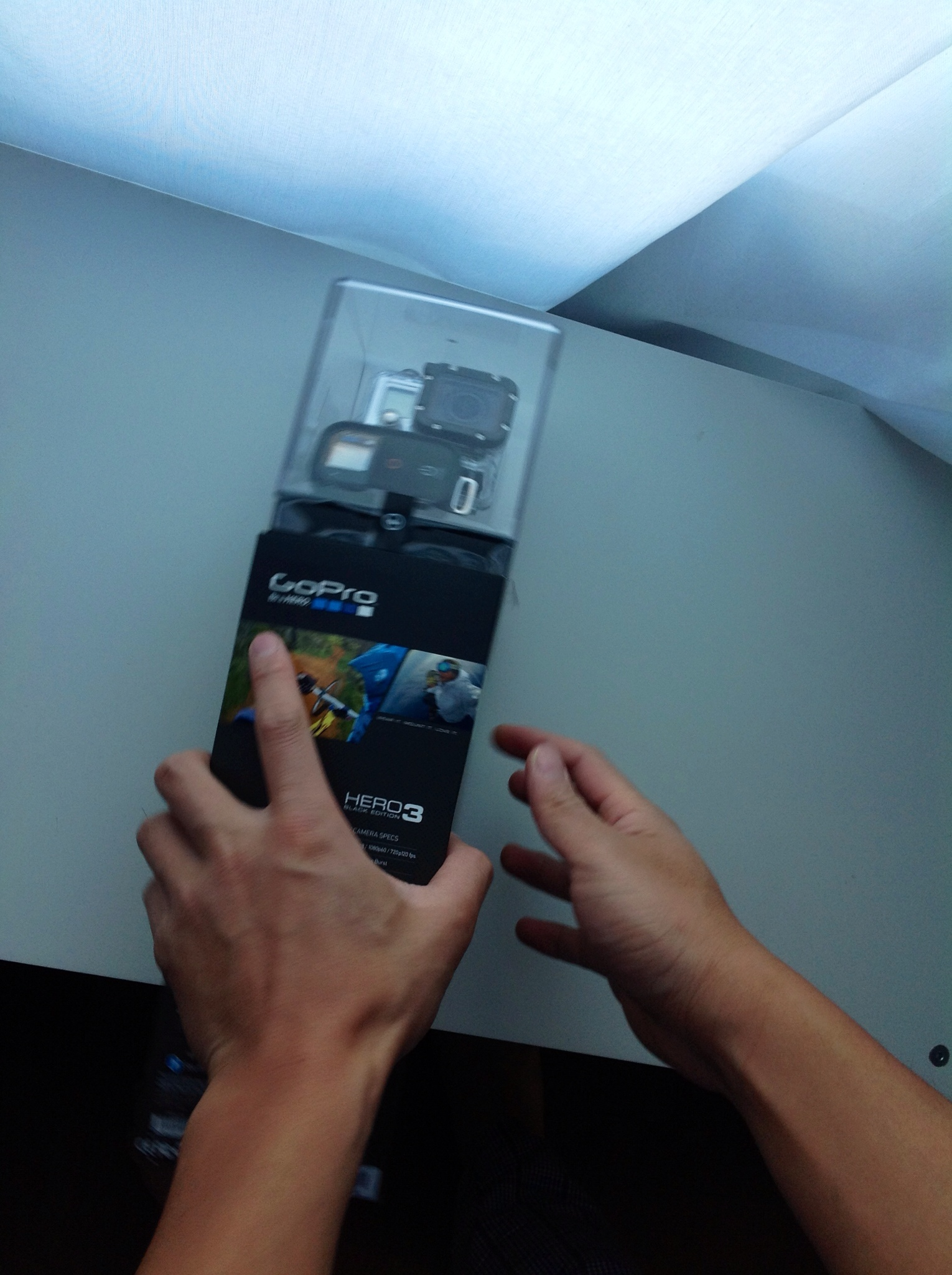 gopro hero black edition unboxing for bjj and judo