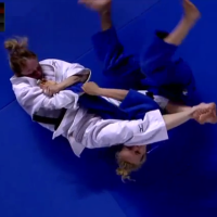 IJF Grand Prix 2014 Tbilisi: Day 1-GIFs of the 9 Best Ne Waza Techniques