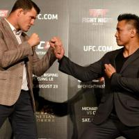 UFC Fight Night 48 Preview: Cung Le vs Michael Bisping - Cung Le's San Shou Takedowns