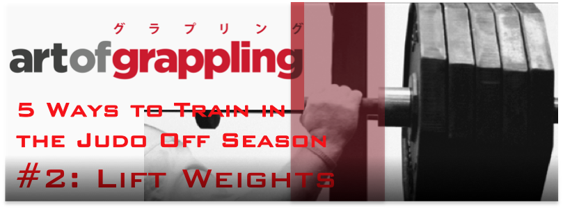 5 WAYS TO KEEP TRAINING IN THE OFF-SEASON: PART 2- Lifting Weights